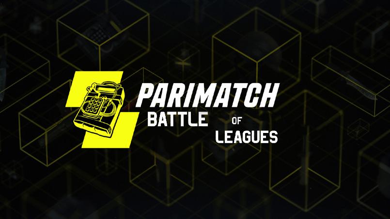 PariMatch पर लीग की लड़ाई।
