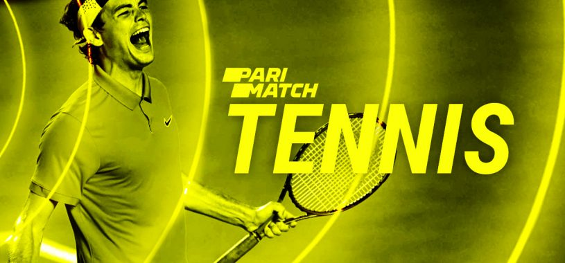 Tennis Betting with Parimatch