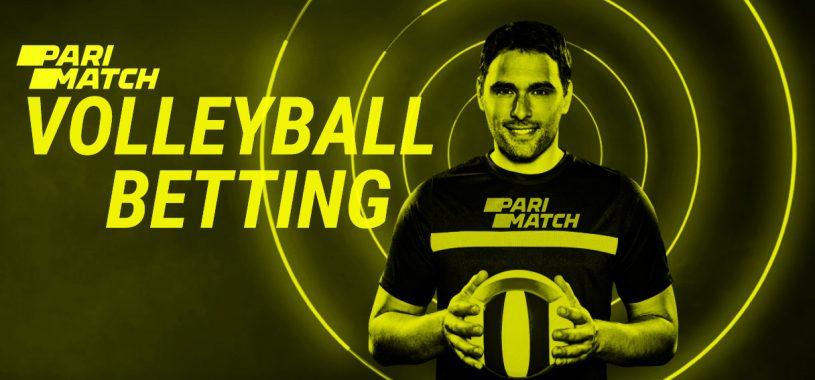 Parimatch – Best Volleyball Betting Site
